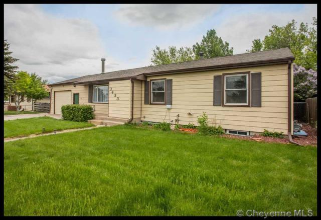 3433 E 12TH ST, Cheyenne, WY 82001 (MLS #71784) :: RE/MAX Capitol Properties