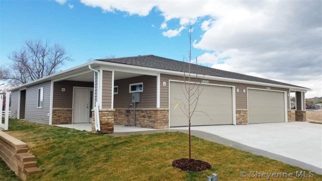 4112 Polk Ave, Cheyenne, WY 82001 (MLS #71801) :: RE/MAX Capitol Properties