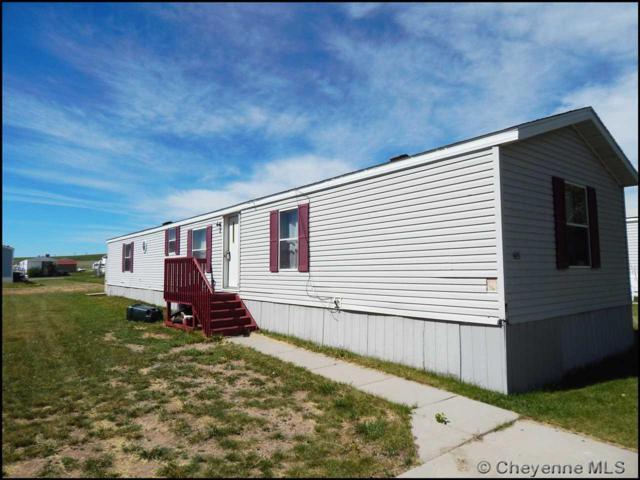 605 Little Valley Trl, Cheyenne, WY 82007 (MLS #71808) :: RE/MAX Capitol Properties