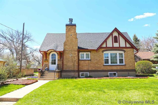 3512 Moore Ave, Cheyenne, WY 82001 (MLS #71830) :: RE/MAX Capitol Properties