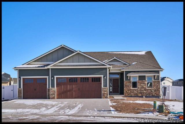 3708 Rustic Rd, Cheyenne, WY 82009 (MLS #71854) :: RE/MAX Capitol Properties