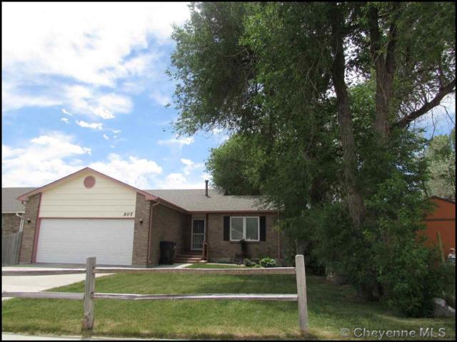 307 Miller Ln, Cheyenne, WY 82009 (MLS #71858) :: RE/MAX Capitol Properties