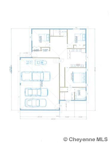 TBD Atlantic Dr, Cheyenne, WY 82001 (MLS #71862) :: RE/MAX Capitol Properties