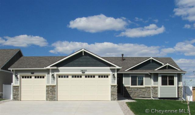 3612 Thomas Rd, Cheyenne, WY 82009 (MLS #71888) :: RE/MAX Capitol Properties