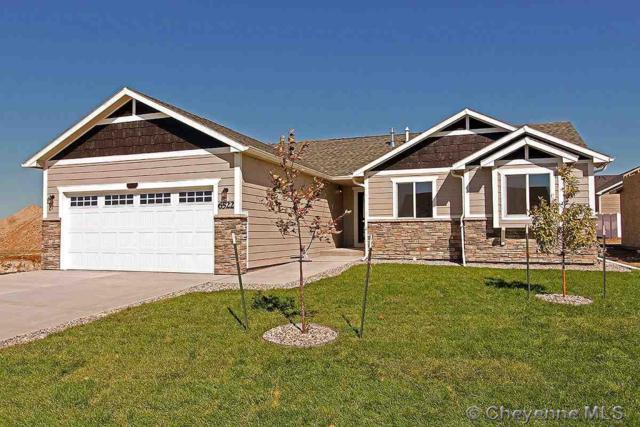 3718 Thomas Rd, Cheyenne, WY 82009 (MLS #71889) :: RE/MAX Capitol Properties