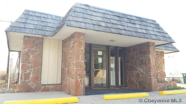 2409 E 15TH ST, Cheyenne, WY 82001 (MLS #71895) :: RE/MAX Capitol Properties
