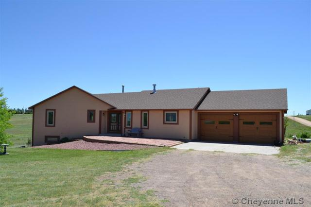11905 Yellow Bear Rd, Cheyenne, WY 82009 (MLS #71916) :: RE/MAX Capitol Properties