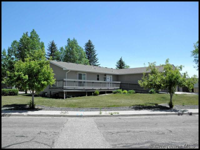2909 Bent Ave, Cheyenne, WY 82001 (MLS #71923) :: RE/MAX Capitol Properties