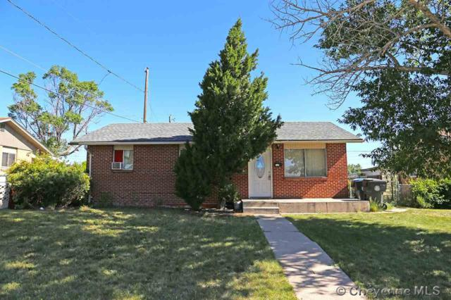 1408 W Leisher Rd, Cheyenne, WY 82007 (MLS #71925) :: RE/MAX Capitol Properties
