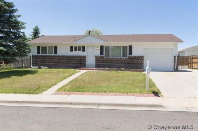 4418 Cleveland Ave, Cheyenne, WY 82001 (MLS #71944) :: RE/MAX Capitol Properties