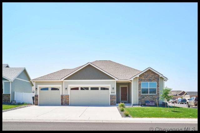 6501 Laramie St, Cheyenne, WY 82001 (MLS #71950) :: RE/MAX Capitol Properties