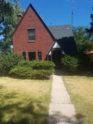 122 W Pershing Blvd, Cheyenne, WY 82001 (MLS #71980) :: RE/MAX Capitol Properties