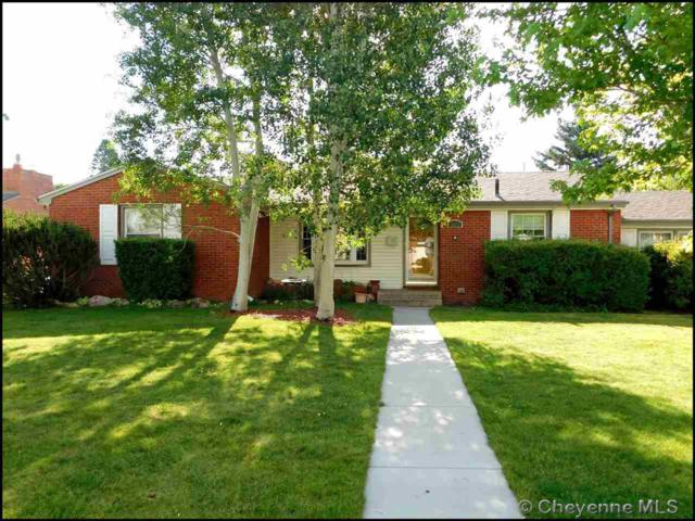 3923 Mccomb Ave, Cheyenne, WY 82009 (MLS #71993) :: RE/MAX Capitol Properties