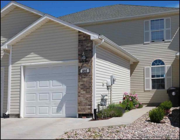 522 Queens Rd, Cheyenne, WY 82007 (MLS #72019) :: RE/MAX Capitol Properties