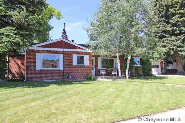 2933 Spruce Dr, Cheyenne, WY 82001 (MLS #72022) :: RE/MAX Capitol Properties