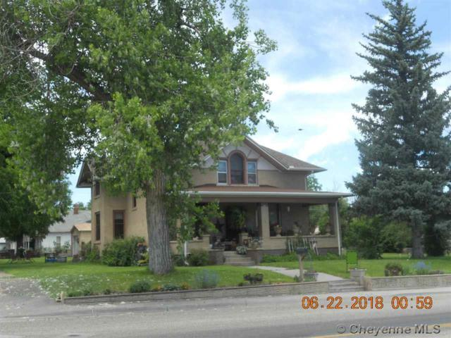 1201 9TH ST, Wheatland, WY 82201 (MLS #72034) :: RE/MAX Capitol Properties