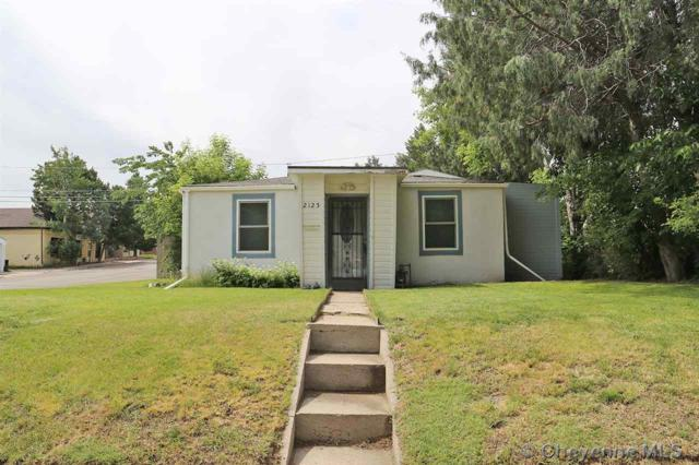 2125 E 16TH ST, Cheyenne, WY 82001 (MLS #72036) :: RE/MAX Capitol Properties