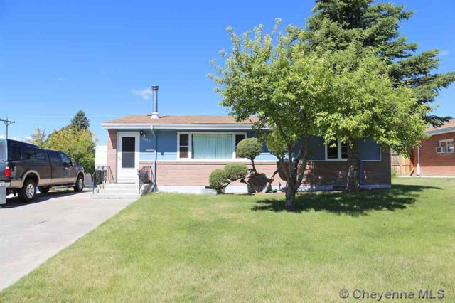 5032 Greybull Ave, Cheyenne, WY 82001 (MLS #72038) :: RE/MAX Capitol Properties