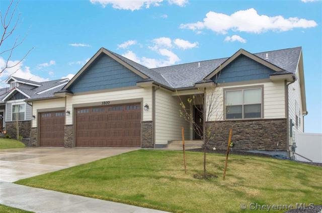 3500 Harvey St, Cheyenne, WY 82009 (MLS #72058) :: RE/MAX Capitol Properties