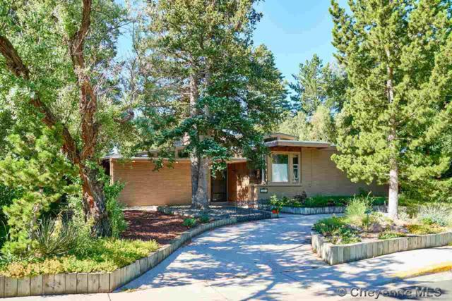 315 W 8TH AVE, Cheyenne, WY 82001 (MLS #72080) :: RE/MAX Capitol Properties