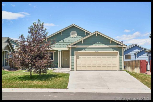 5820 Dakota Dr, Cheyenne, WY 82001 (MLS #72094) :: RE/MAX Capitol Properties