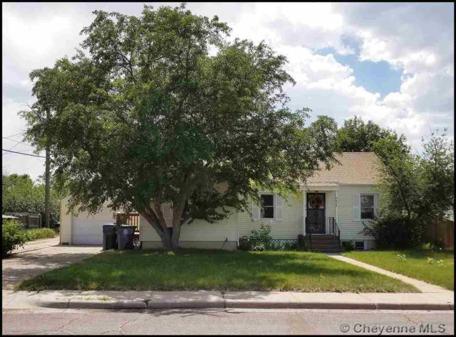 2218 Alexander Ave, Cheyenne, WY 82001 (MLS #72106) :: RE/MAX Capitol Properties