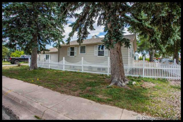 1521 Fremont Ave, Cheyenne, WY 82001 (MLS #72108) :: RE/MAX Capitol Properties