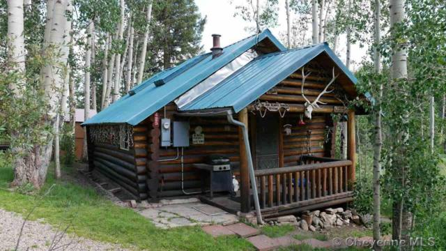 425 & 427 Forest Service Rd 543, Laramie, WY 82070 (MLS #72112) :: RE/MAX Capitol Properties