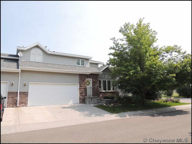 754 Cimarron Dr, Cheyenne, WY 82009 (MLS #72119) :: RE/MAX Capitol Properties