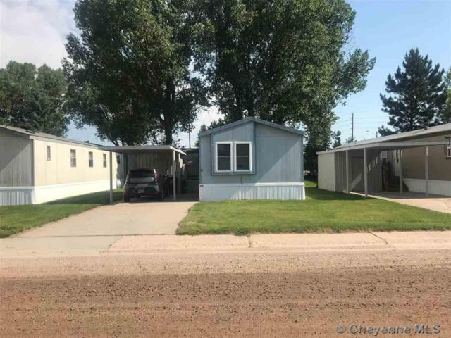 1314 W 18TH ST #2, Cheyenne, WY 82001 (MLS #72125) :: RE/MAX Capitol Properties