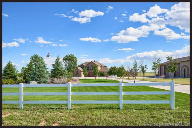 6427 Monarch Dr, Cheyenne, WY 82009 (MLS #72130) :: RE/MAX Capitol Properties