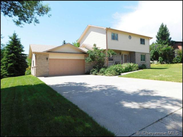 721 Creighton St, Cheyenne, WY 82009 (MLS #72162) :: RE/MAX Capitol Properties