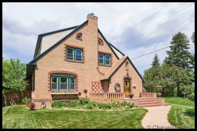 3306 Carey Ave, Cheyenne, WY 82001 (MLS #72163) :: RE/MAX Capitol Properties