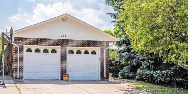 767 Vandehei Ave, Cheyenne, WY 82009 (MLS #72171) :: RE/MAX Capitol Properties