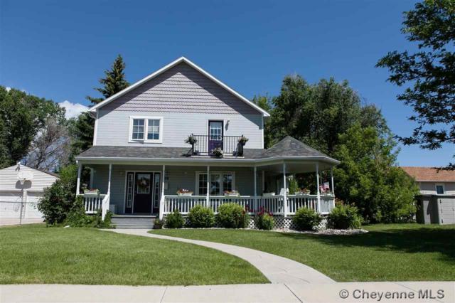 808 W 25TH ST, Cheyenne, WY 82001 (MLS #72174) :: RE/MAX Capitol Properties