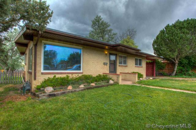 5206 Hilltop Ave, Cheyenne, WY 82009 (MLS #72180) :: RE/MAX Capitol Properties