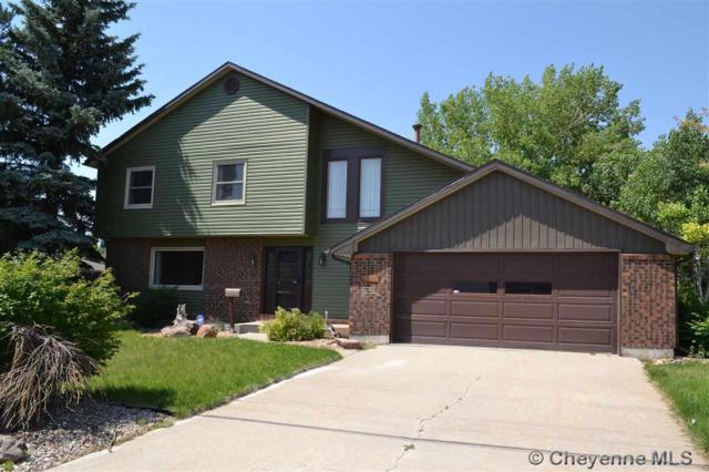 1014 Prairie Ave, Cheyenne, WY 82009 (MLS #72194) :: RE/MAX Capitol Properties