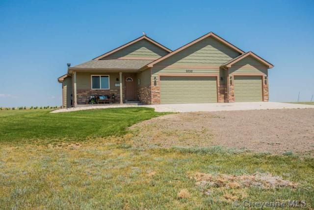 1030 Wilson Ranch Rd, Cheyenne, WY 82007 (MLS #72202) :: RE/MAX Capitol Properties