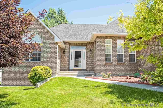 2930 Thomas Rd, Cheyenne, WY 82009 (MLS #72205) :: RE/MAX Capitol Properties