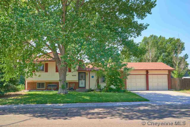 4200 Hayes Ave, Cheyenne, WY 82001 (MLS #72211) :: RE/MAX Capitol Properties