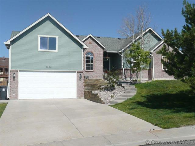 2526 Levi Rd, Cheyenne, WY 82009 (MLS #72240) :: RE/MAX Capitol Properties