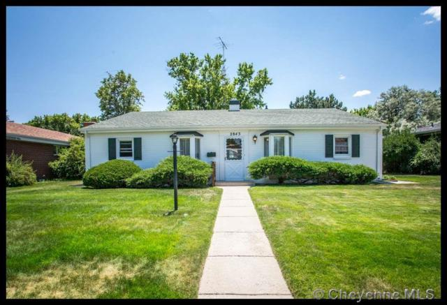 2843 Deming Blvd, Cheyenne, WY 82001 (MLS #72255) :: RE/MAX Capitol Properties