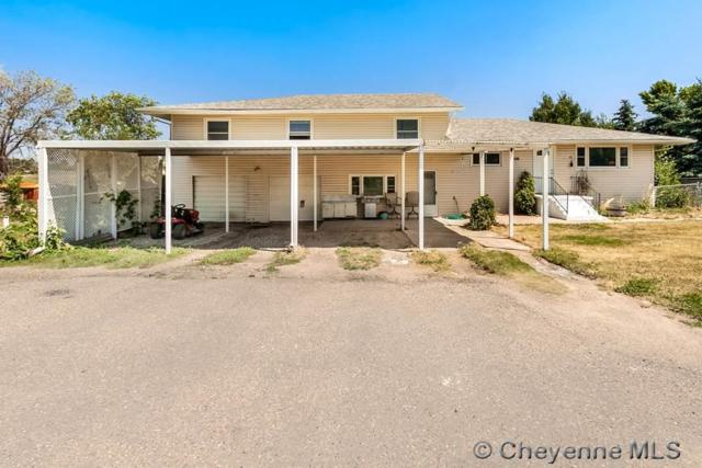 4610 E Pershing Blvd, Cheyenne, WY 82001 (MLS #72257) :: RE/MAX Capitol Properties