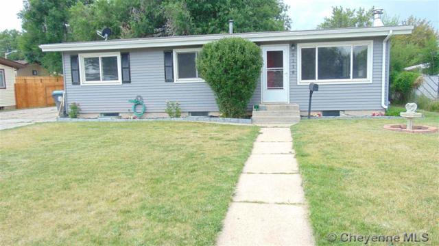 5116 Seminoe Rd, Cheyenne, WY 82001 (MLS #72265) :: RE/MAX Capitol Properties