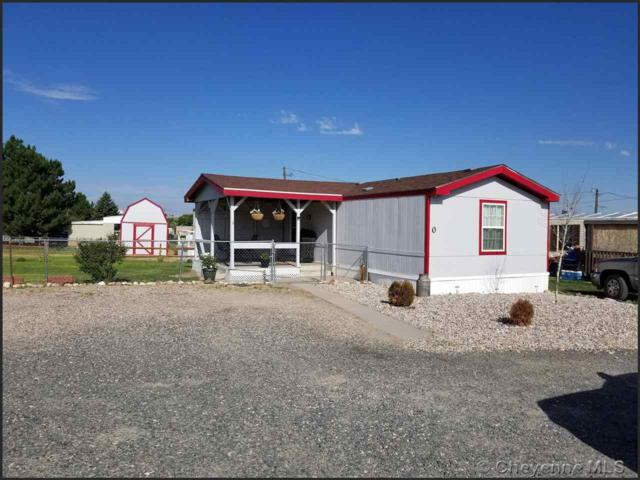 6614 N College Dr #0, Cheyenne, WY 82009 (MLS #72268) :: RE/MAX Capitol Properties