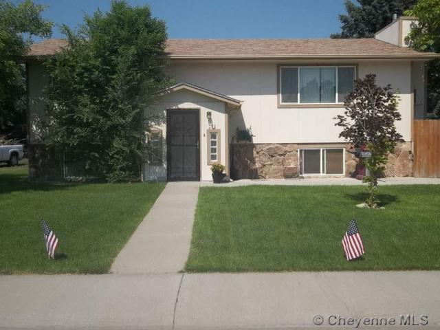 1107 22ND ST, Wheatland, WY 82201 (MLS #72282) :: RE/MAX Capitol Properties