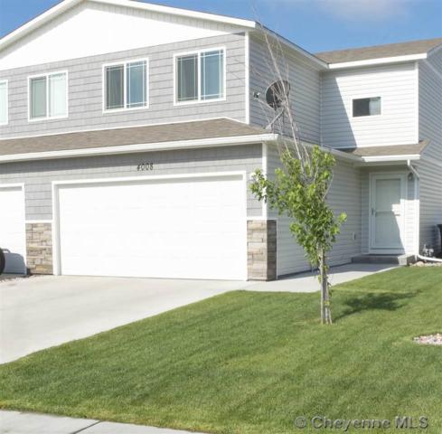 4008 Firewalker Trail, Cheyenne, WY 82009 (MLS #72302) :: RE/MAX Capitol Properties