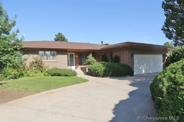 5407 Murray Hill Dr, Cheyenne, WY 82009 (MLS #72309) :: RE/MAX Capitol Properties