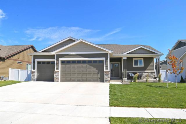 3618 Sowell St, Cheyenne, WY 82009 (MLS #72347) :: RE/MAX Capitol Properties