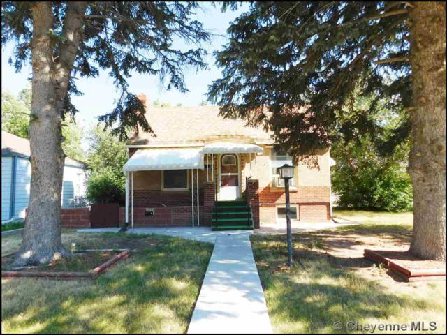 1103 E 23RD ST, Cheyenne, WY 82001 (MLS #72358) :: RE/MAX Capitol Properties